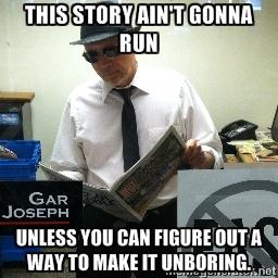 The Gar Joseph Quote Generator